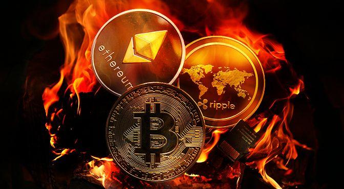 Bitcoin Eterium Kryptowährungen